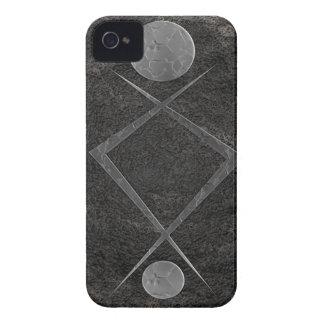 Metal Hybrid Blackberry Case