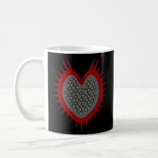 Metal Love Coffee Mug