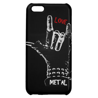 Metal | Love iPhone 5C Cases