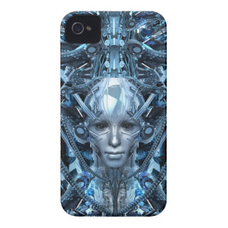 Metal Maiden iPhone 4 Cover