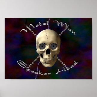 Metal-Man Poster