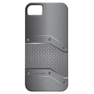 Metal Metallic Style iPhone 5 Case