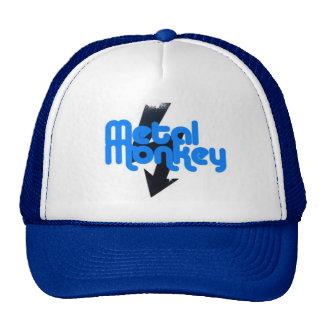 metal monkey lightning cap
