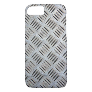 Metal Plate Texture iPhone 7 Case