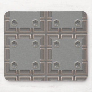 Metal Plates Mouse Pad