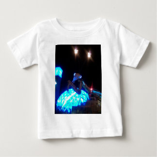 metal praying mantis - 1.jpg baby T-Shirt