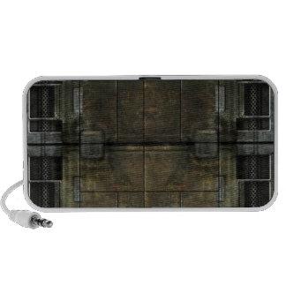 Metal Rust iPod Speaker