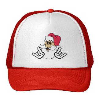Metal Santa Claus Hat