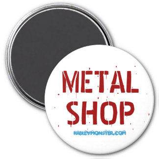 METAL SHOP MAGNETS
