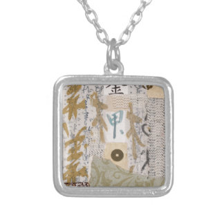 Metal Silver Plated Necklace