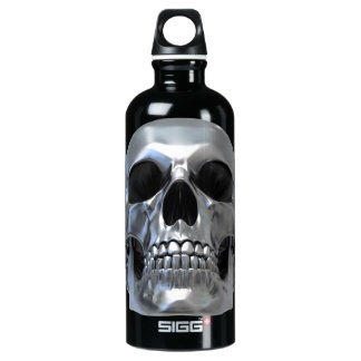 Metal Skull SIGG Traveller 0.6L Water Bottle