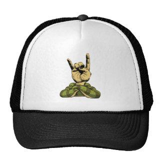 METAL SNAKE Hat