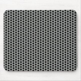 Metal Speaker Grid Mousepad