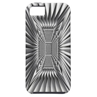 Metal Stainless Steel Iron Cross iPhone 5 Covers