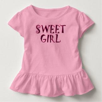 Metal Sweet Girl Toddler T-Shirt