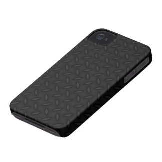Metal Texture iPhone 4/4S Case-Mate Barely There iPhone 4 Case