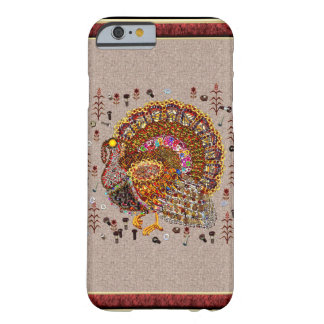 Metal Turkey Barely There iPhone 6 Case