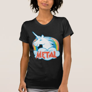 metal-unicorn T-Shirt