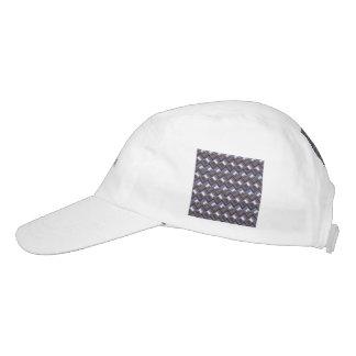 metal Weave blue (I) Hat
