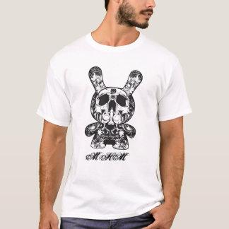 MetalHeadMax Ornate Skeleton Rabbit T-shirt