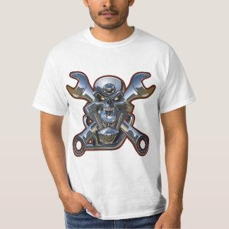 Metalic Skull T-Shirt