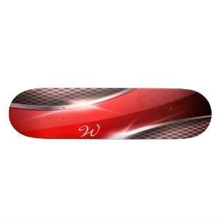 Metallic Background Art 1 Skateboard