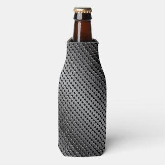Metallic Background Bottle Cooler