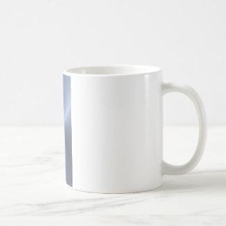 Metallic Blue Coffee Mug