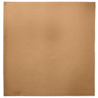 Metallic Bronze-Colored Napkins