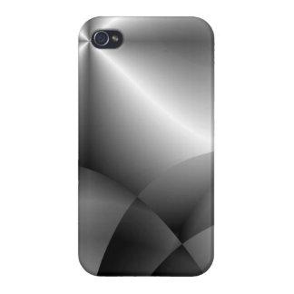 Metallic Chrome iPhone 4 Saavy Case iPhone 4 Cases