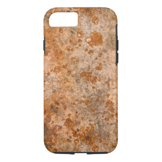 Metallic Corroded Grungy iPhone 7 (Tough) Cover