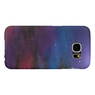 Metallic Cosmos Samsung Galaxy S6 Cases