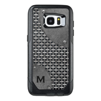 Metallic Deco Galaxy S7 Edge Otterbox Case