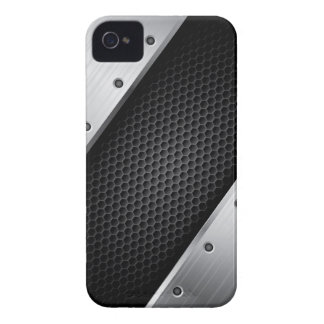 Metallic design v 1 iPhone 4 covers