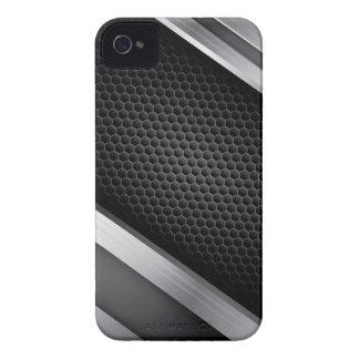 Metallic design v 2 iPhone 4 cases