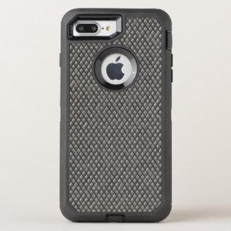Metallic Diamond Pattern OtterBox Defender iPhone 8 Plus/7 Plus Case