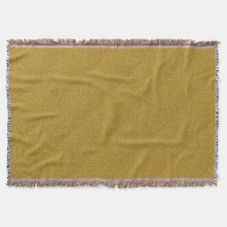 metallic gold glitter texture throw blanket
