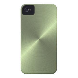 Metallic Green iPhone 4 Case-Mate Case