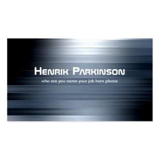 metallic lines business card standard business cards