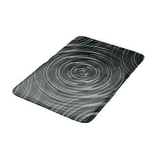 Metallic Motion Bath Mat