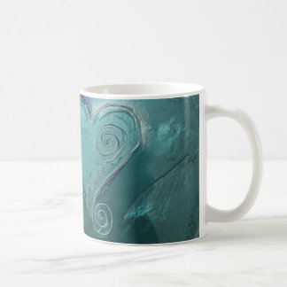 Metallic musings mug