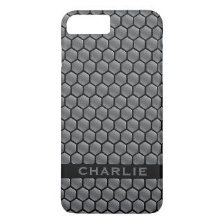 Metallic Pattern custom name phone cases