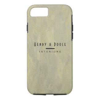 Metallic Plaster Interior Designer iPhone 7 Case