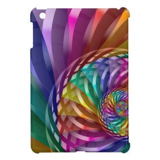 Metallic Rainbow iPad Mini Case