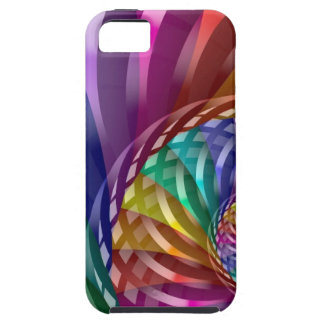 Metallic Rainbow iPhone 5/5S SE Case
