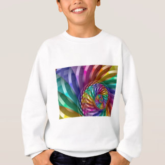 Metallic Rainbow Sweatshirt