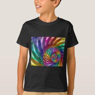 Metallic Rainbow T-Shirt