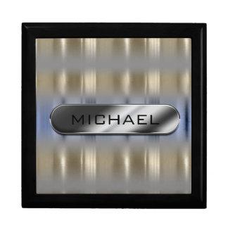 Metallic Reflections and Nameplate ID287 Gift Box