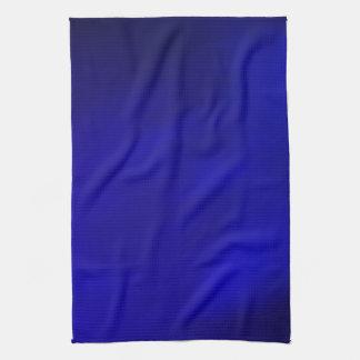 Metallic Royal Blue Tea Towel