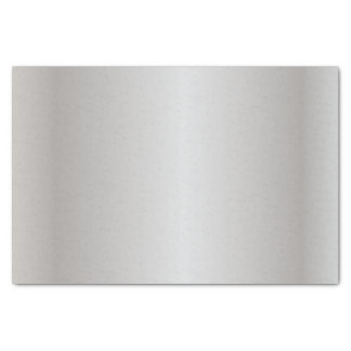 Metallic Silver Bells Tissue Paper